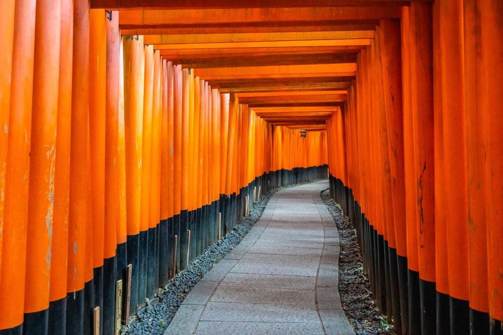 Fushimi Inari y Nara desde Kioto