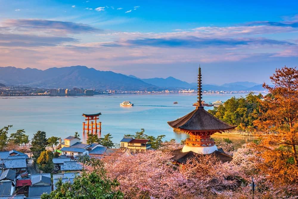 Hiroshima y Miyajima