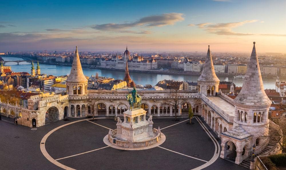 itinerario en Budapest