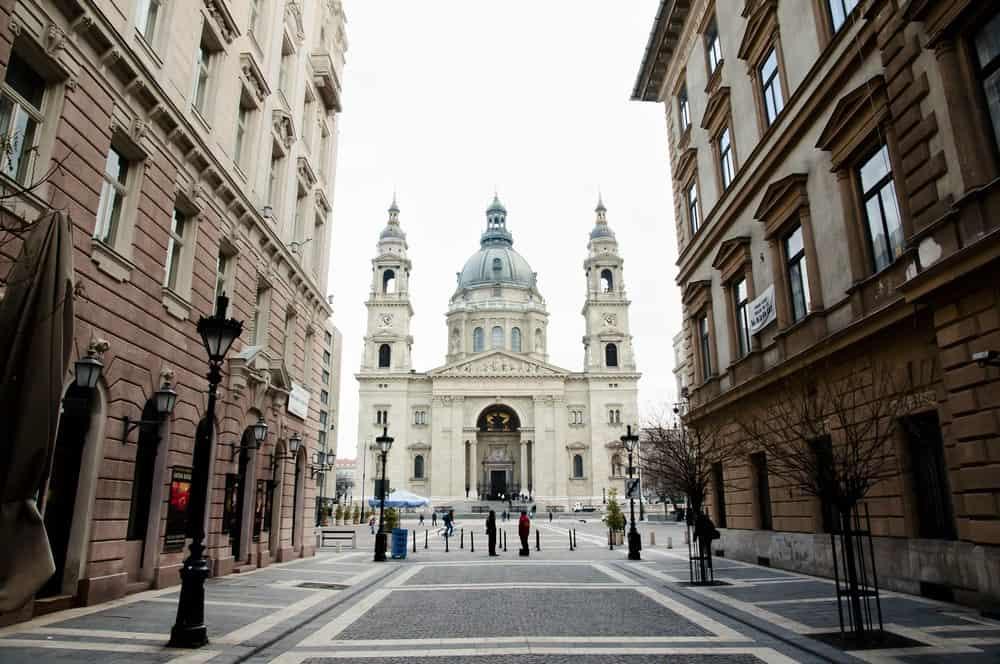 visitar la Basílica de San Esteban