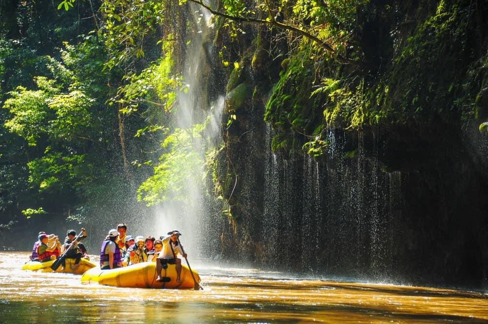 consejos para hacer rafting