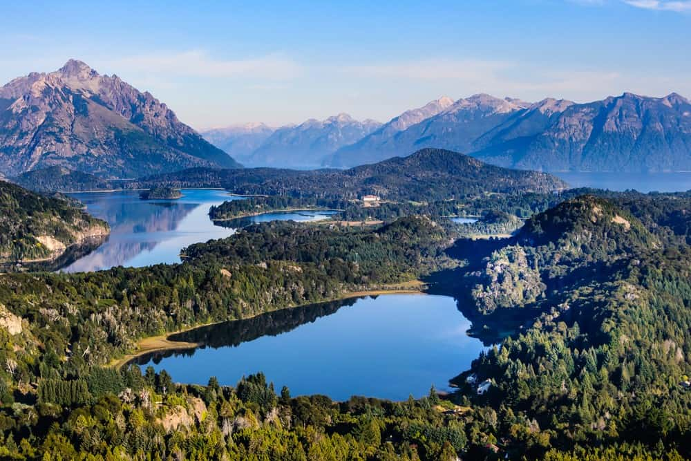 lago Barriloche Argentina