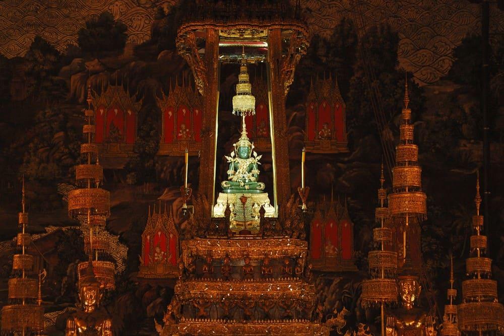 Palacio Real de Bangkok y Buda Esmeralda