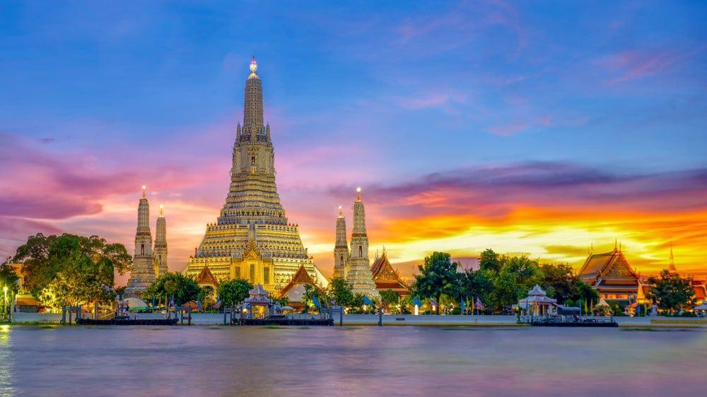 visitar Wat Arun en Bangkok