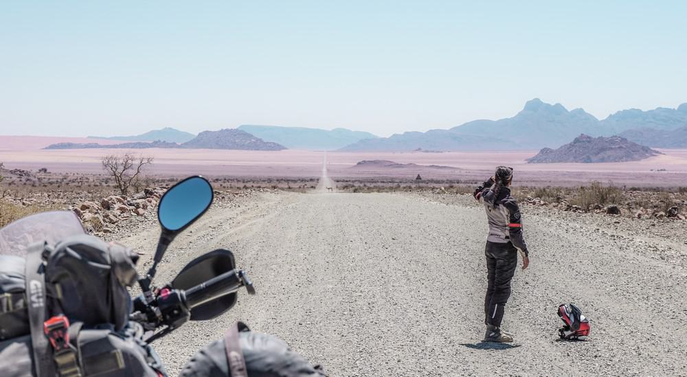 motivos para viajar en moto