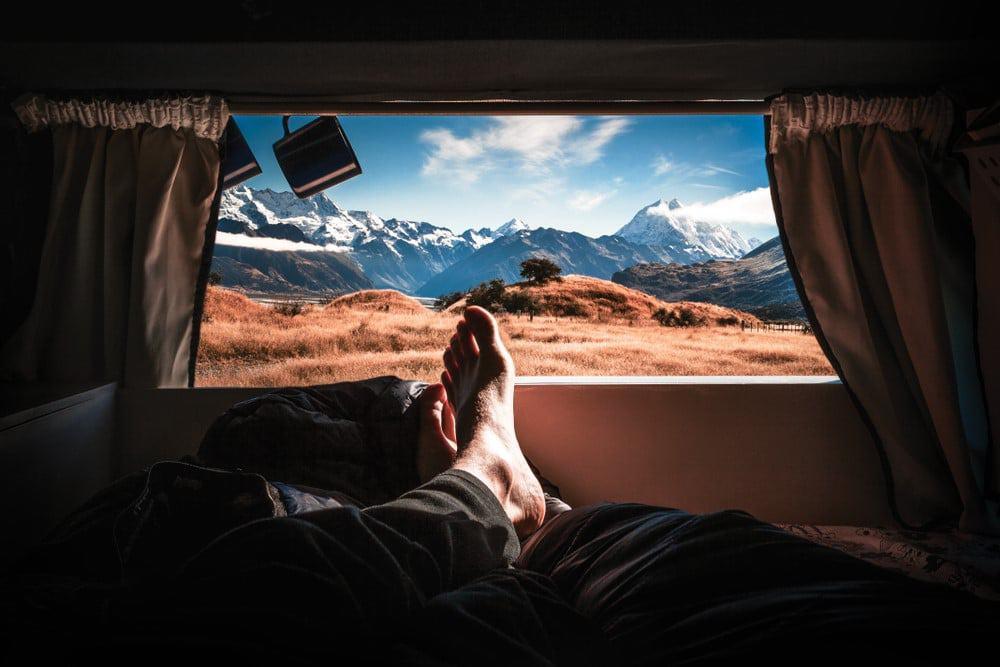 road trip en Nueva Zelanda