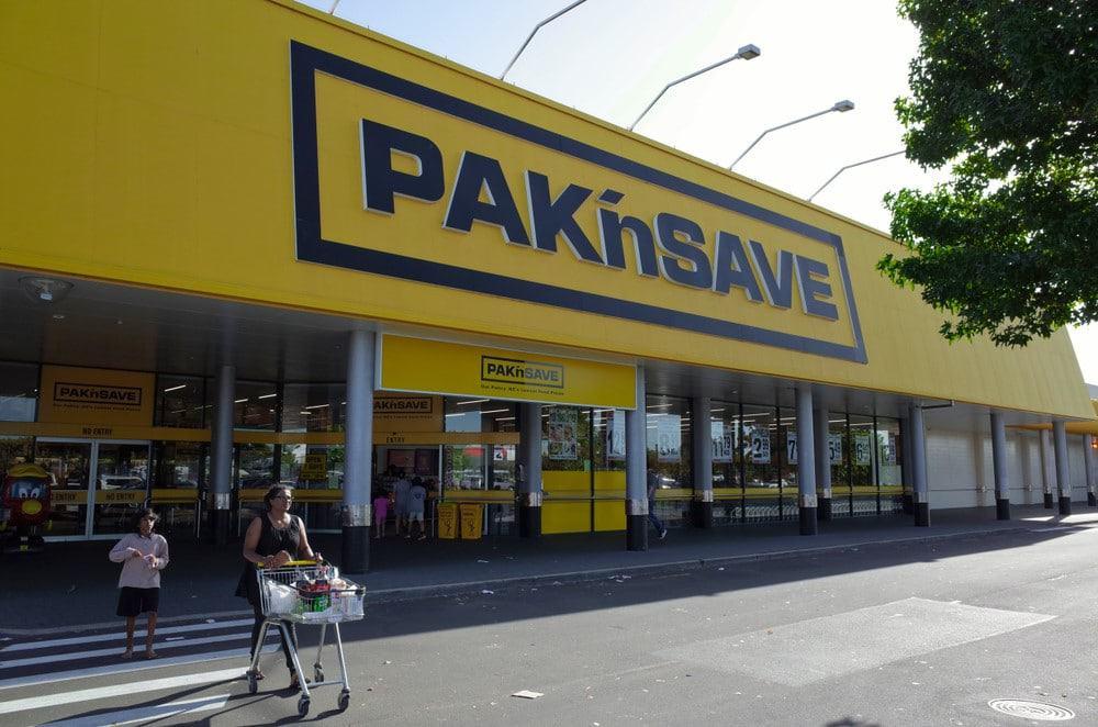 super mercado barato en Nueva Zelanda