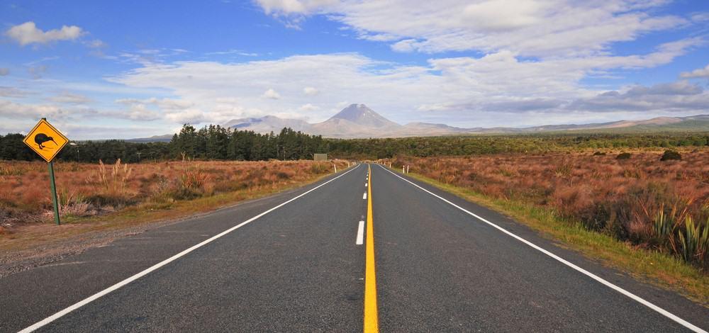 itinerario en furgoneta por Nueva Zelanda
