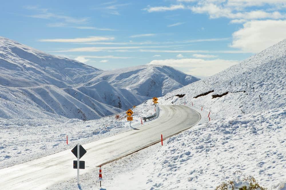 consejos para un buen road trip en autocaravana en Nueva Zelanda