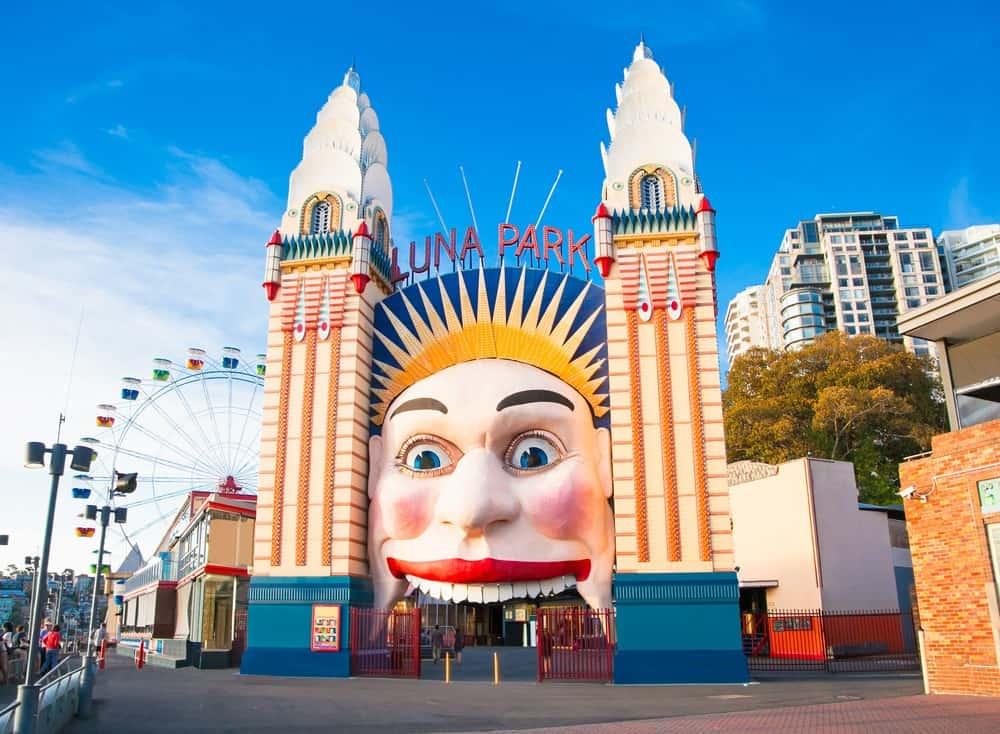 parque de atracciones Luna Park