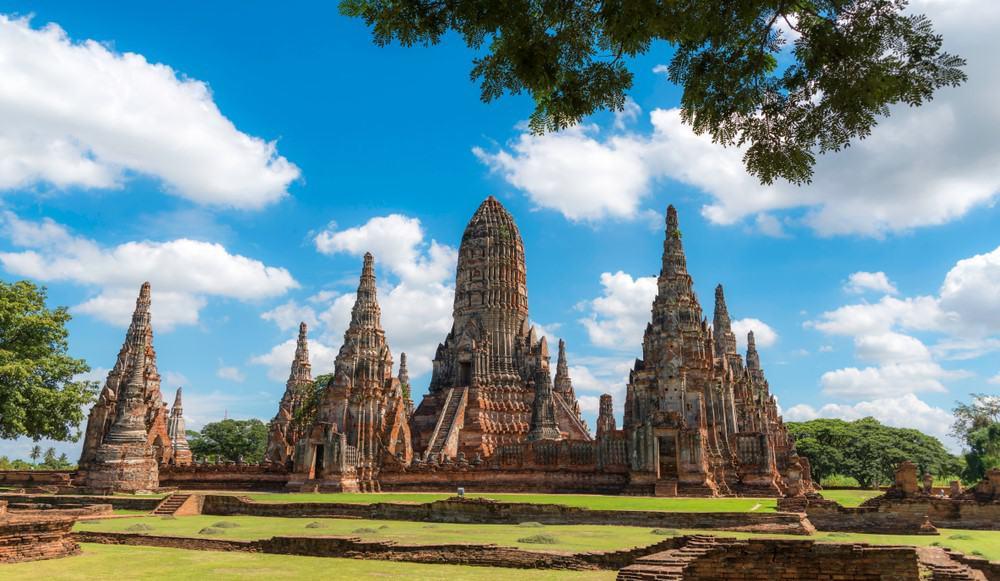 seguro de viaje a Tailandia