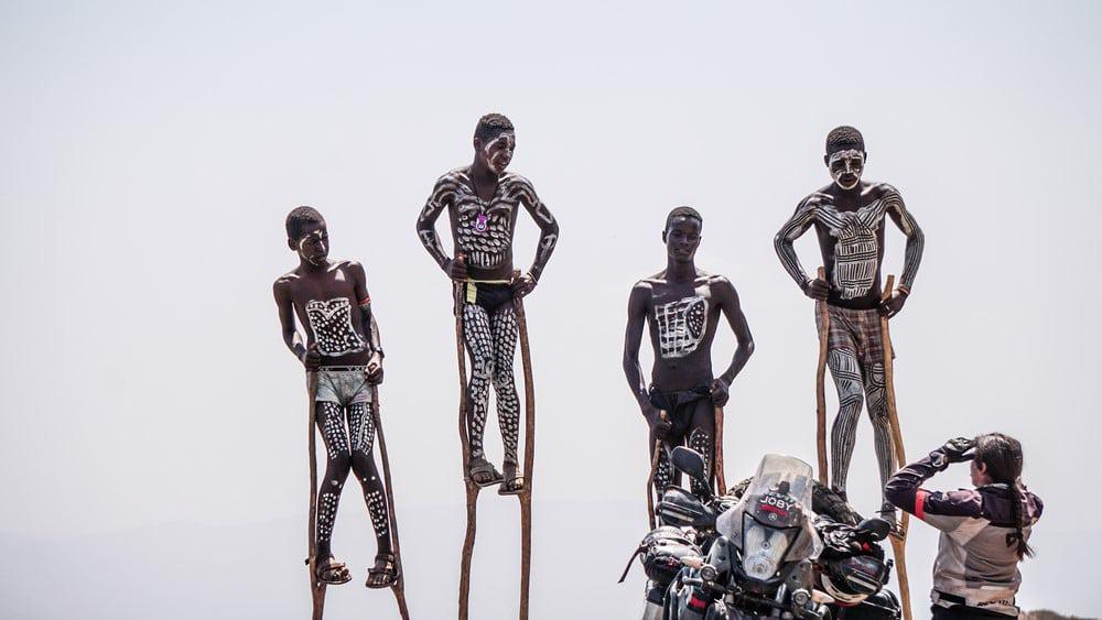 Valle del Omo en Etiopía