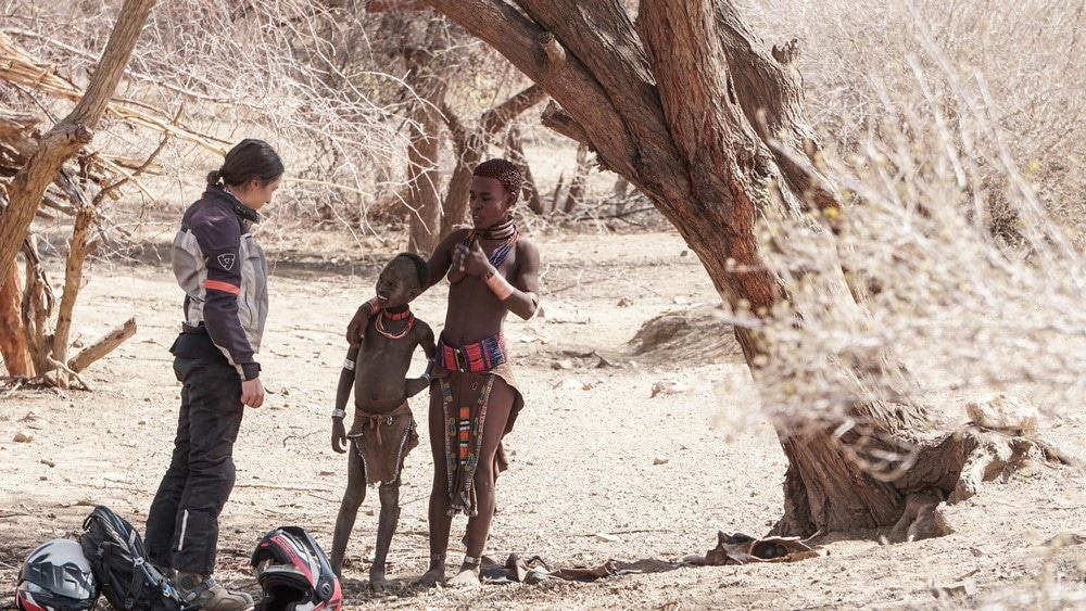 tribus del valle del Omo