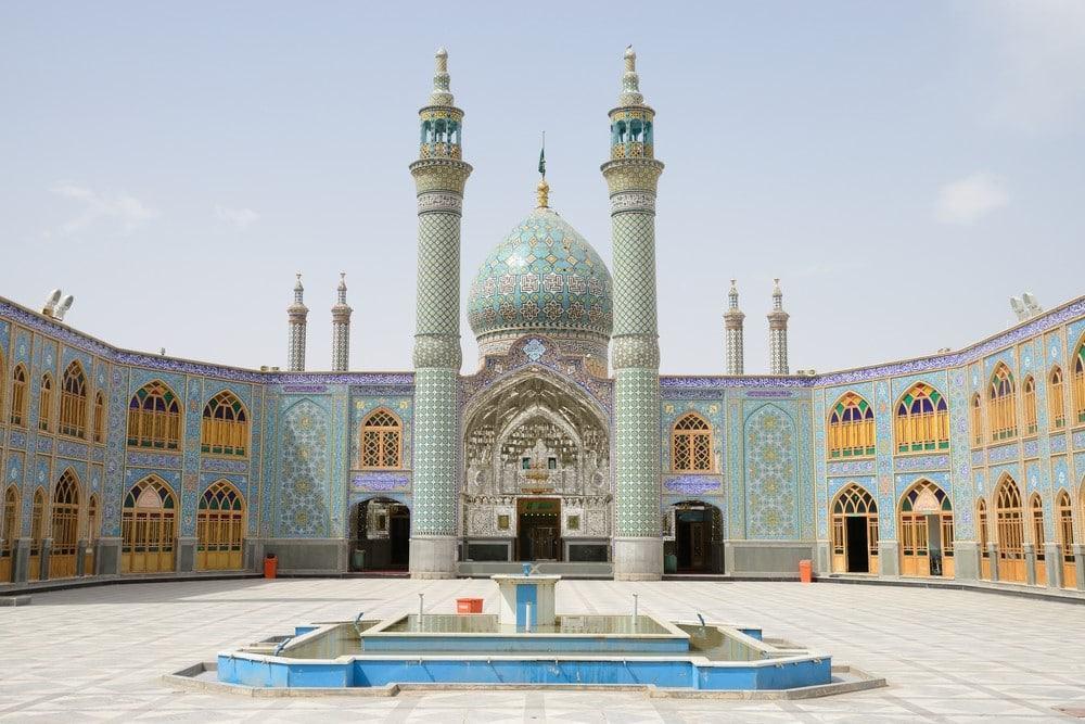 tramitar el visado para viajar a Irán