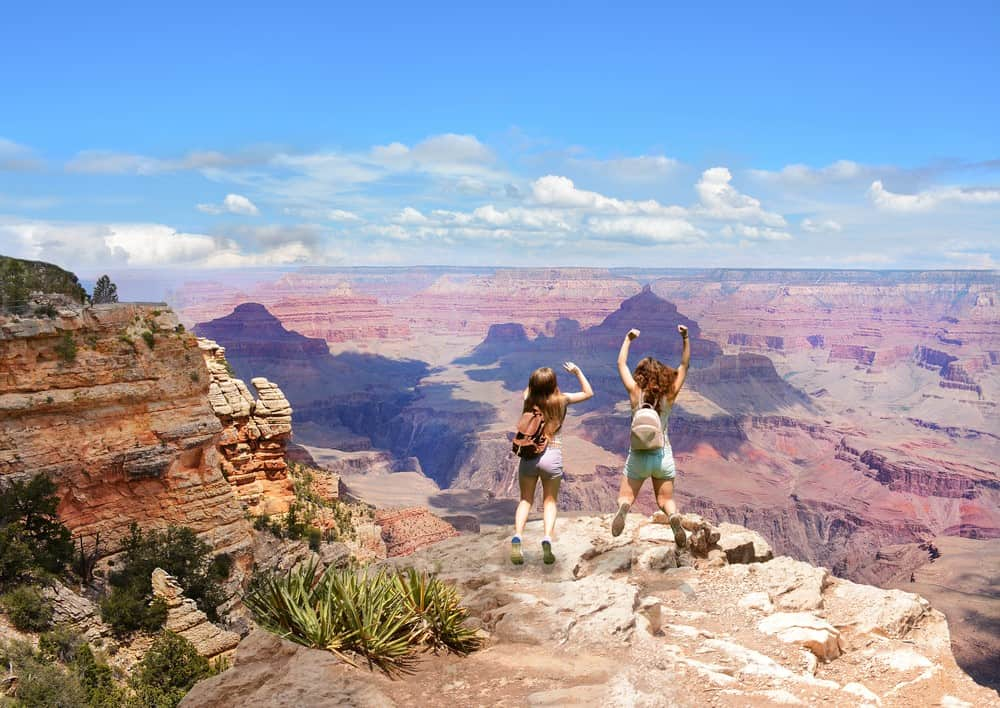 viaje con amigas a Estados Unidos