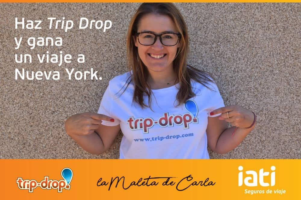 Trip Drop , La maleta de Carla e IATI
