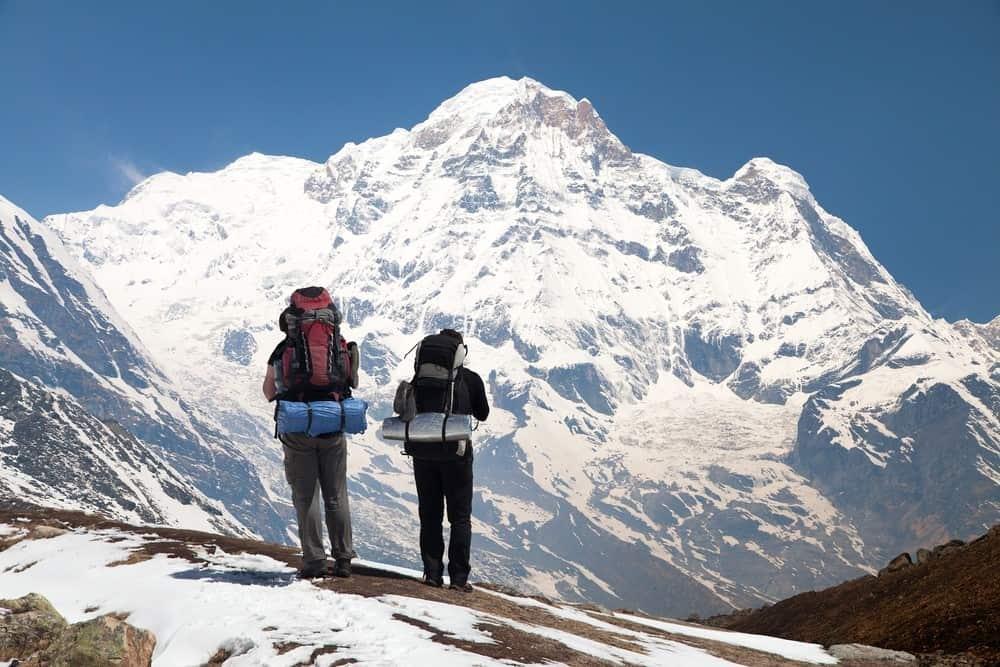 hacer trekking en Nepal