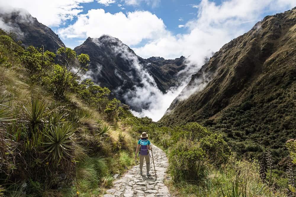 Camino Inca , increíble trekking que hacer en Perú