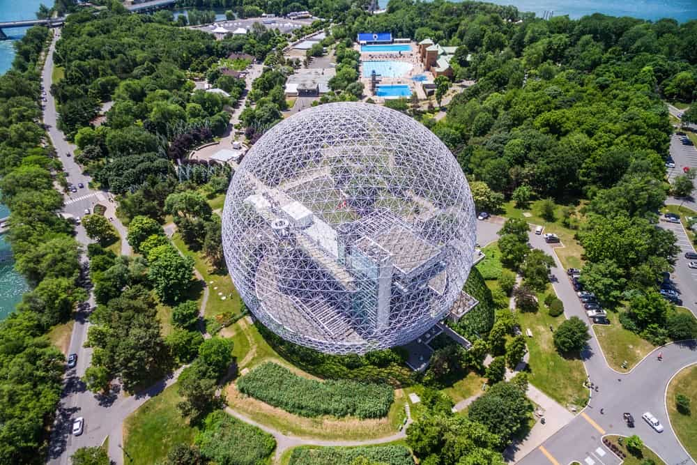Parque Jean-Drapeau de Montreal