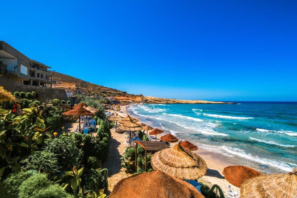 mejores playas en Túnez