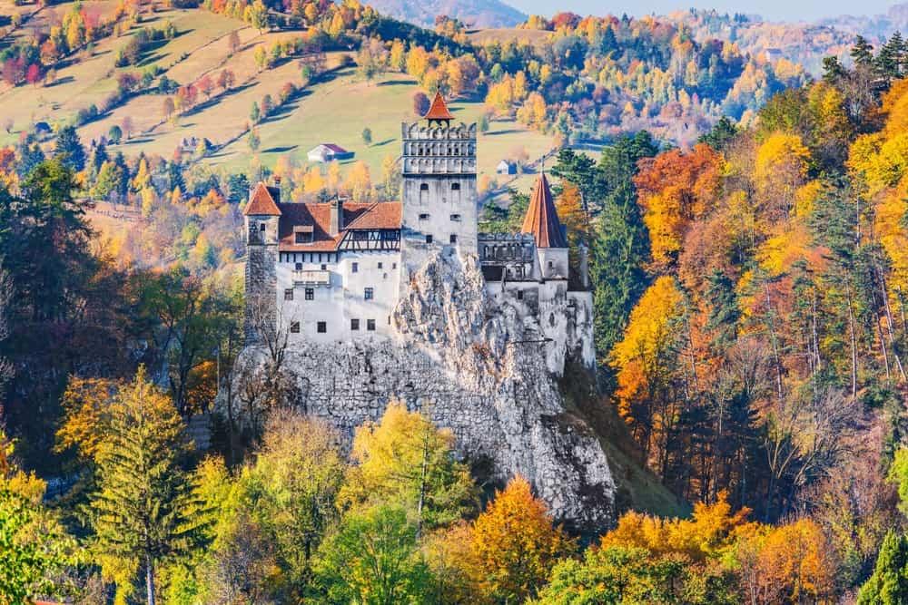 itinerario de viaje a Rumanía