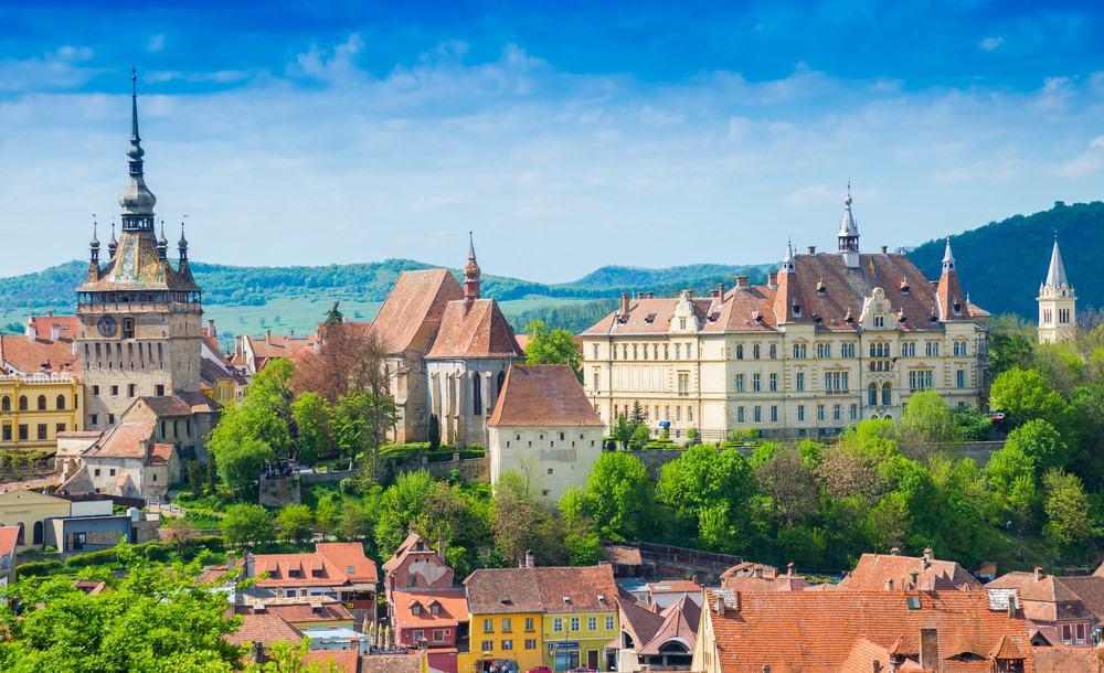 ruta de viaje a Rumanía
