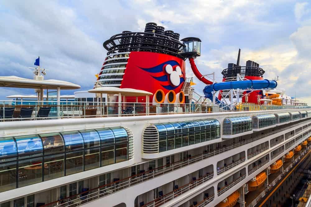 crucero Disney para la familia