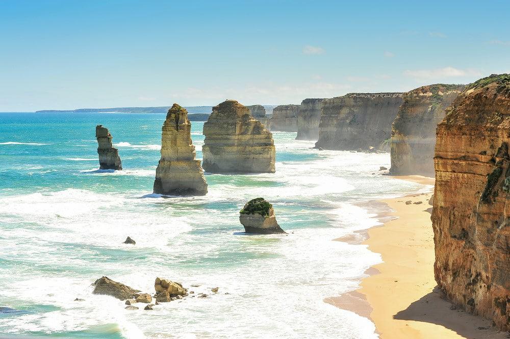 recorrer la Great Ocean Road de Australia en road trip