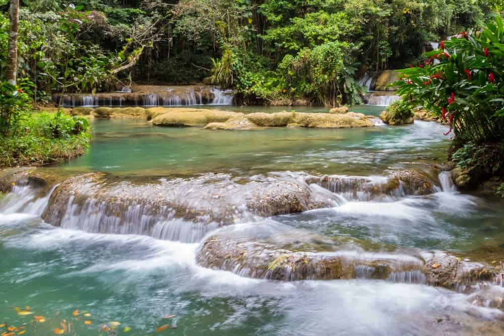 cascadas de Jamaica