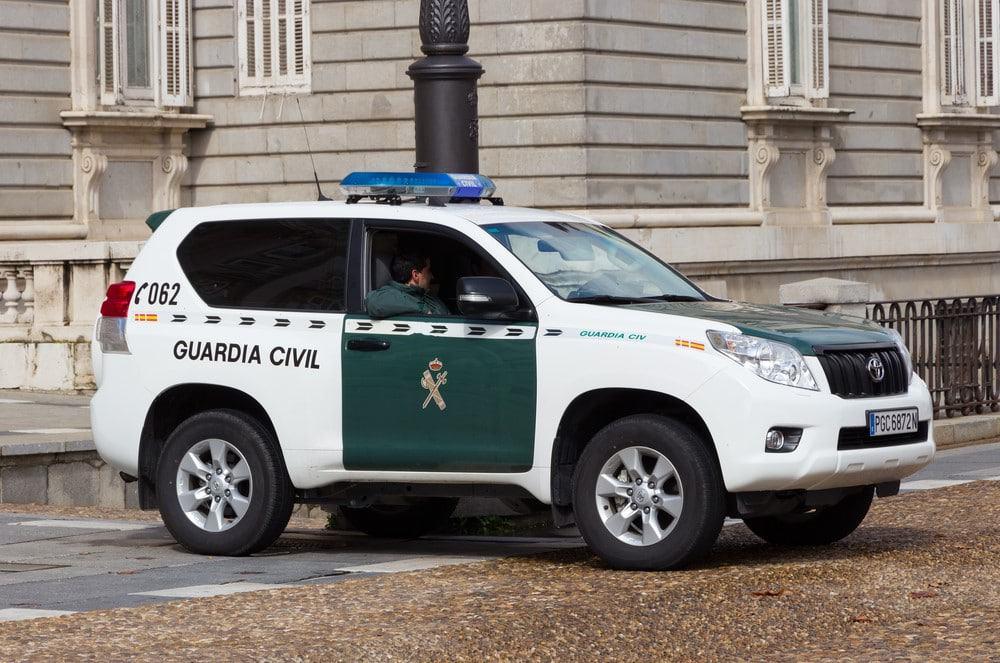 trabajar de Guardia Civil, oposiciones