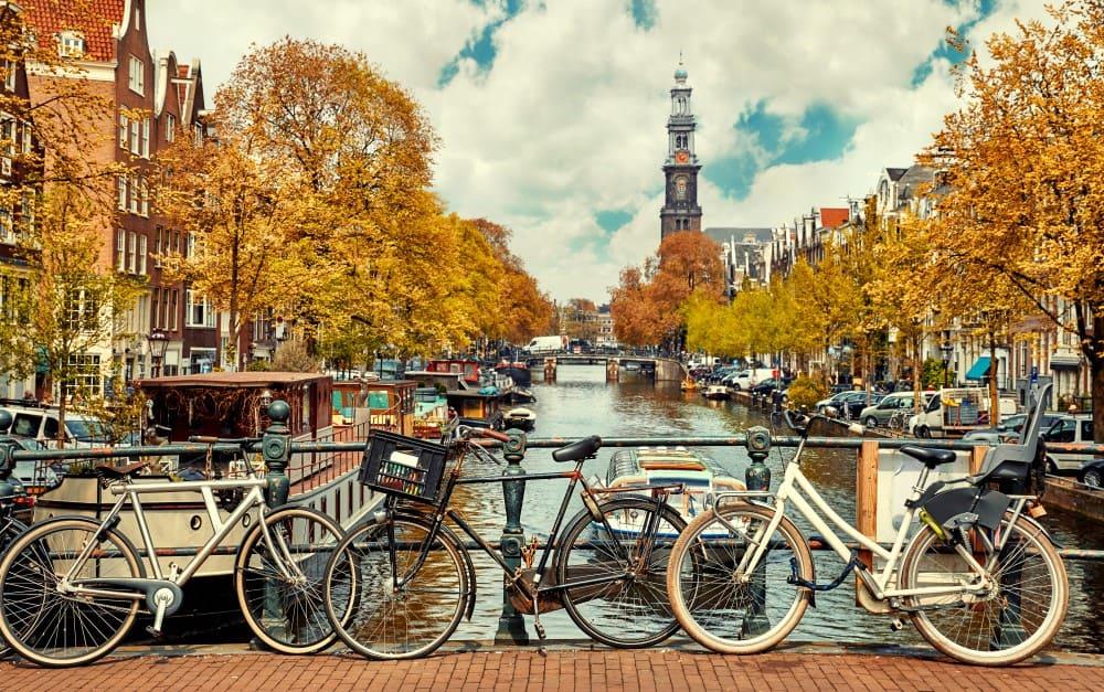 tour gratis en Ámsterdam free tour