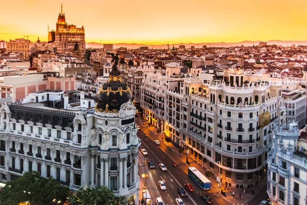 tour gratis por Madrid free tour