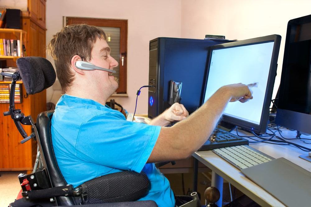 ayudas para personas con discapacidad