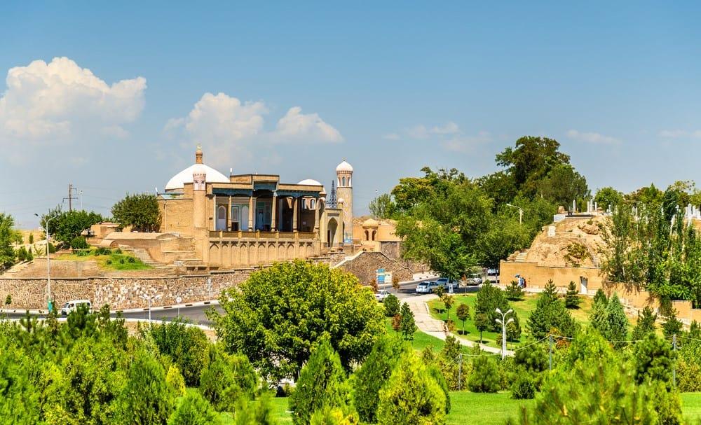 visitar Samarcanda en viaje a Uzbekistán