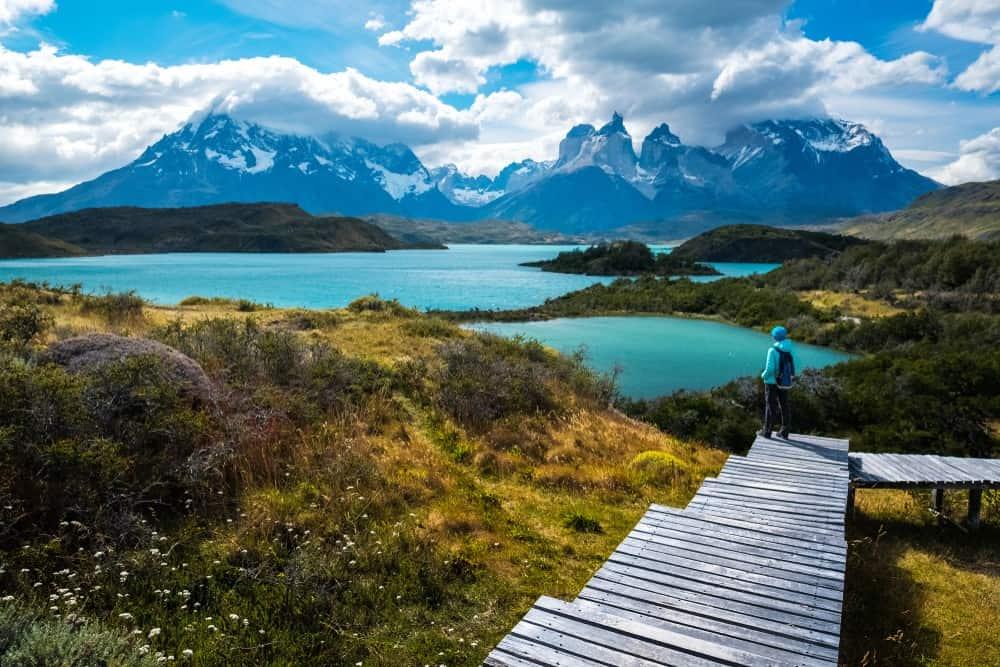 trekking a Torres del Paine