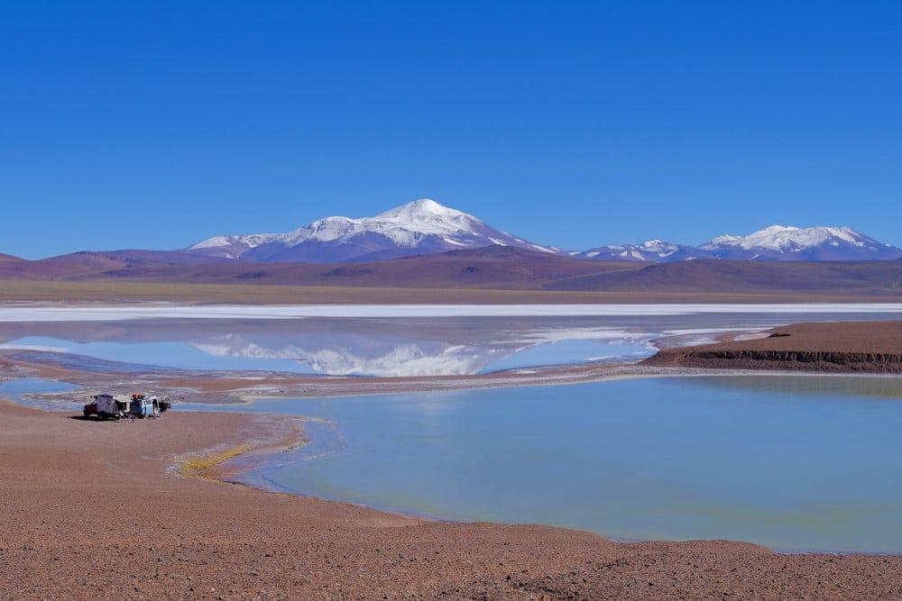 ruta por el norte de Argentina