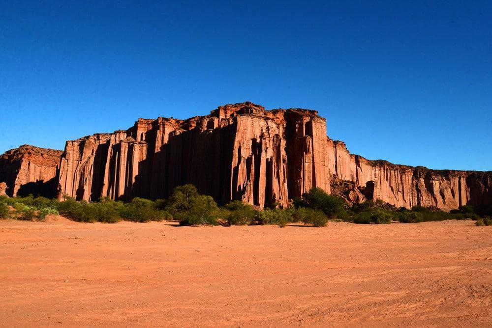 itinerario por el norte de Argentina