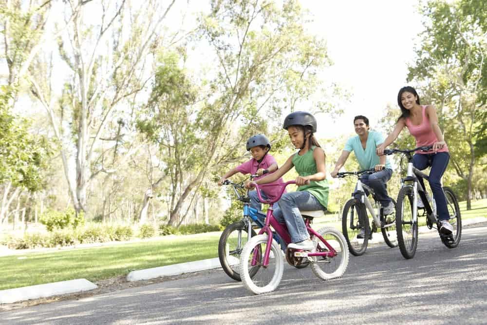 ciclismo de turismo y paseo