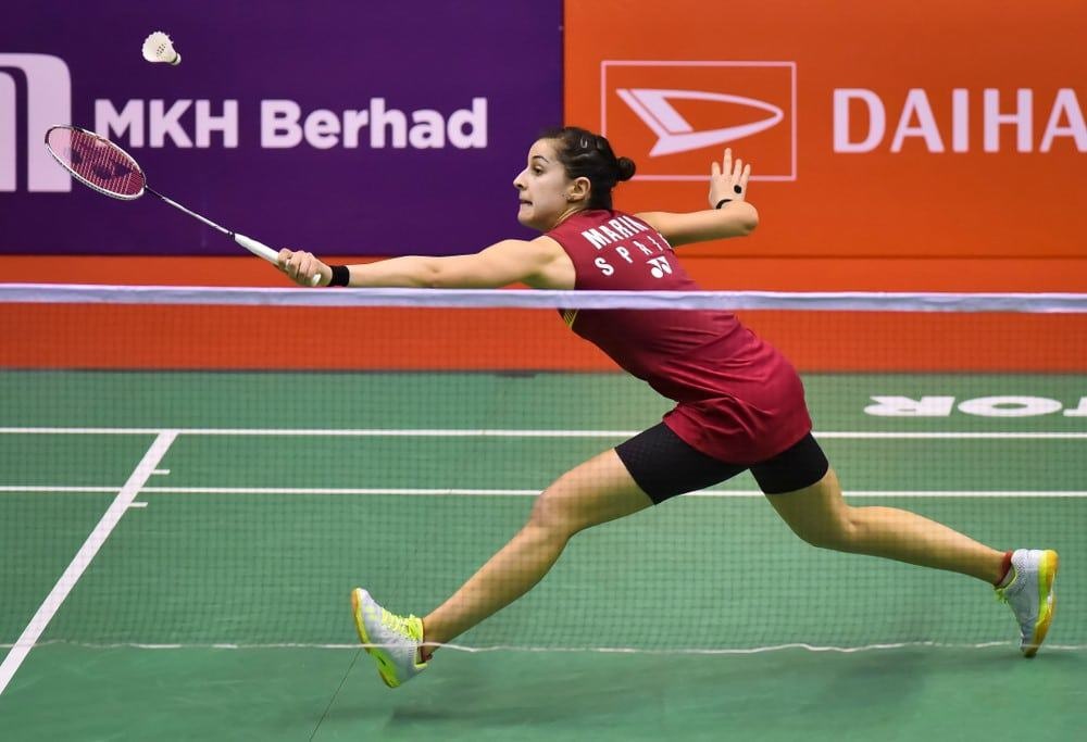 badminton deporte de raqueta