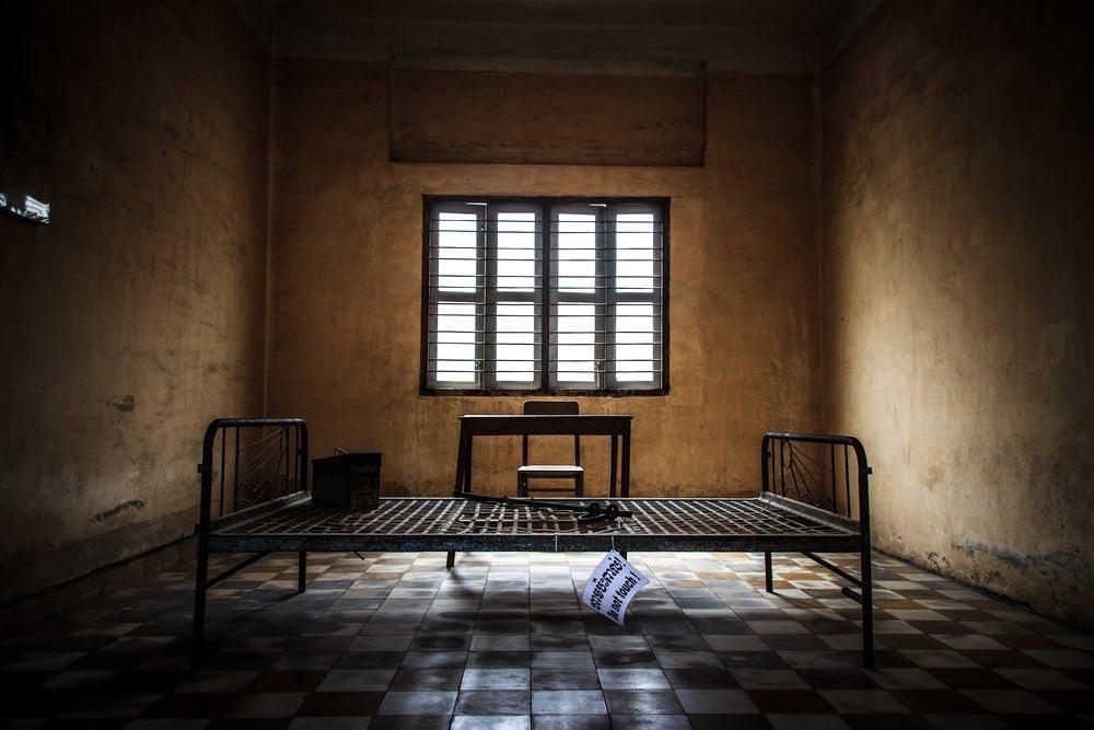 campos de la muerte en Camboya