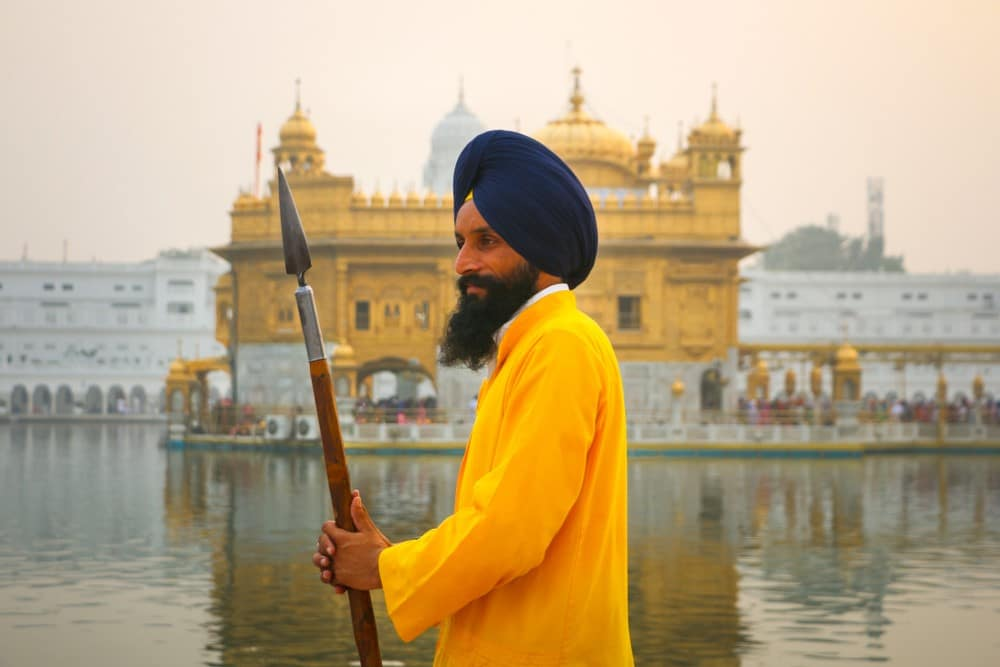 visitar el Golden Temple en Amritsar