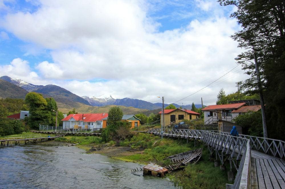 ruta alternativa por Chile