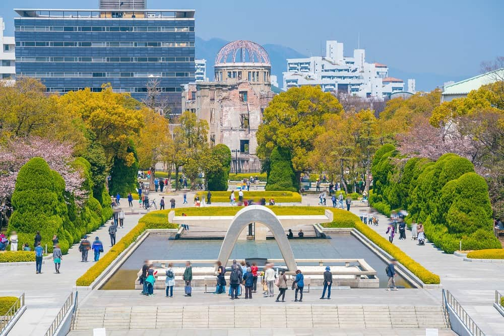 que hacer en Hiroshima en un día