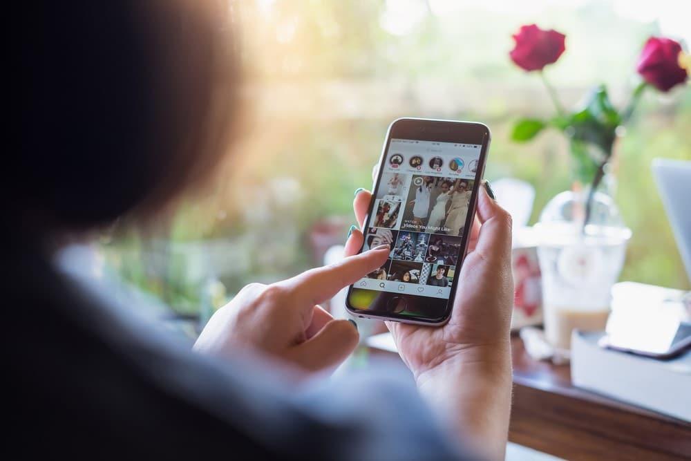 información sobre tu viaje en Instagram