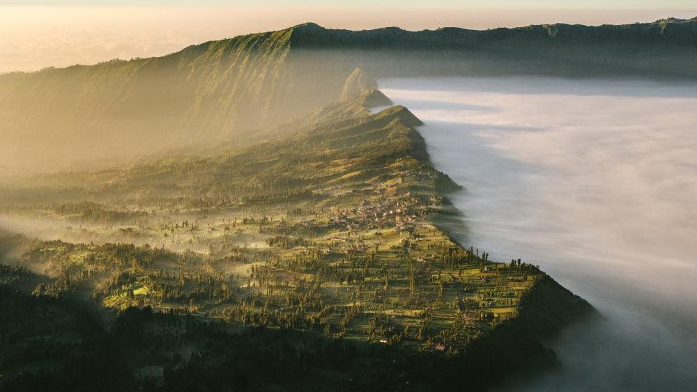 visitar Monte Bromo, Indonesia
