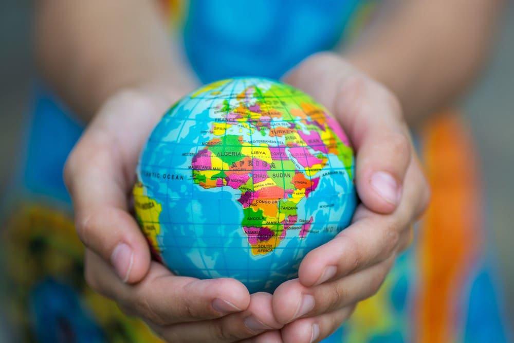 países para la vuelta al mundo