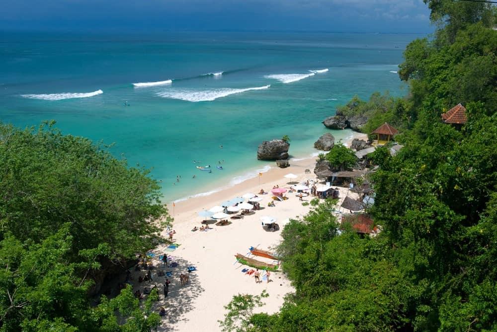 mejores playas Bali
