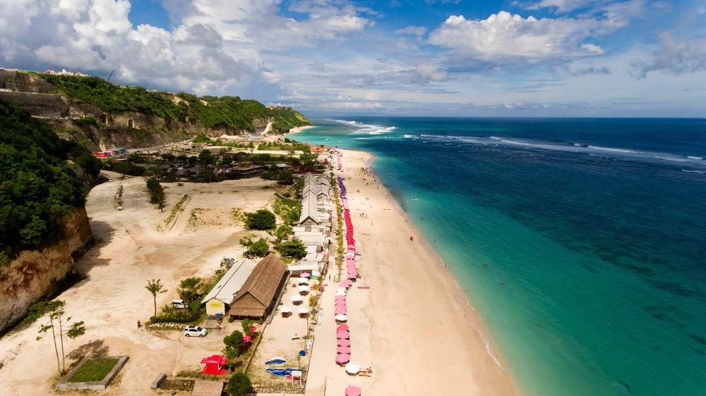 playas del sur de Bali