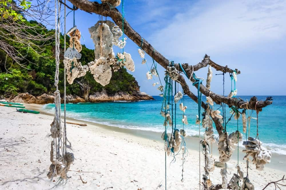 playas de Malasia Perhentian