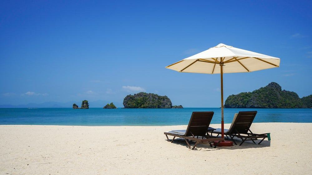 mejor playa de Langkawi
